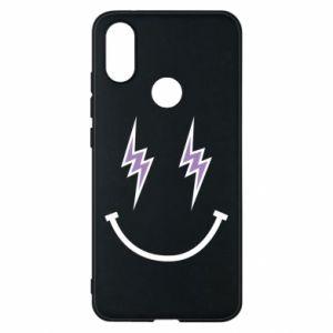Etui na Xiaomi Mi A2 Lightning smile