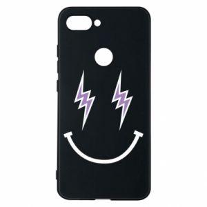 Etui na Xiaomi Mi8 Lite Lightning smile