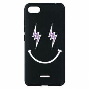 Etui na Xiaomi Redmi 6A Lightning smile