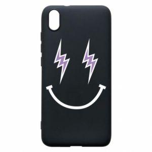 Etui na Xiaomi Redmi 7A Lightning smile
