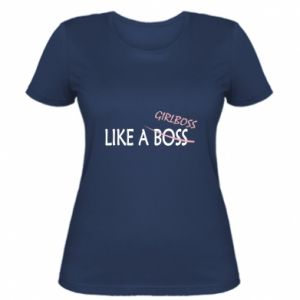 Women's t-shirt Like a boss