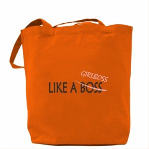 Bag Like a boss