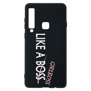 Phone case for Samsung A9 2018 Like a boss