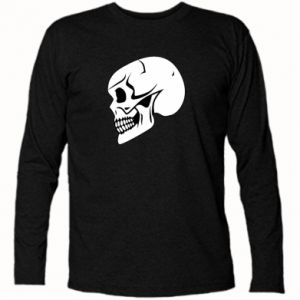Koszulka z długim rękawem death