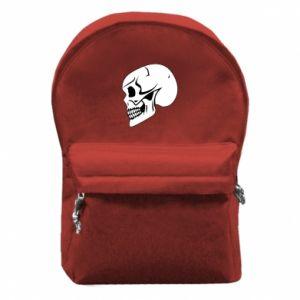 Plecak z przednią kieszenią death