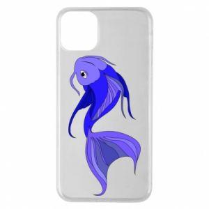 Etui na iPhone 11 Pro Max Lilac fish