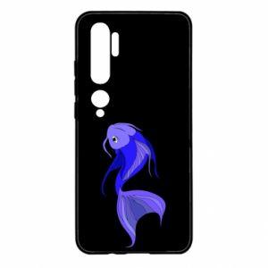 Etui na Xiaomi Mi Note 10 Lilac fish