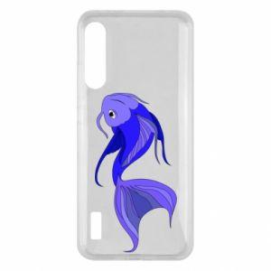 Etui na Xiaomi Mi A3 Lilac fish