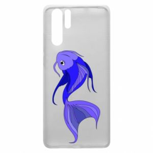 Etui na Huawei P30 Pro Lilac fish