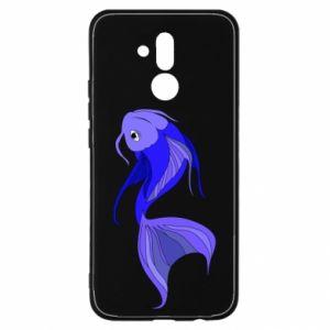 Etui na Huawei Mate 20 Lite Lilac fish