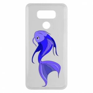 Etui na LG G6 Lilac fish