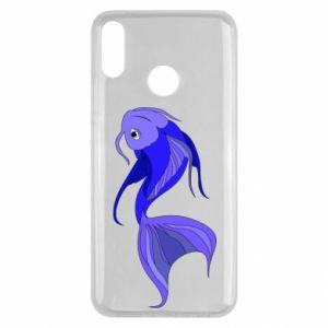Etui na Huawei Y9 2019 Lilac fish