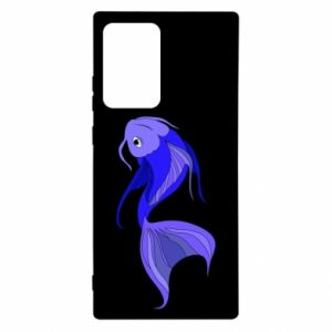 Etui na Samsung Note 20 Ultra Lilac fish