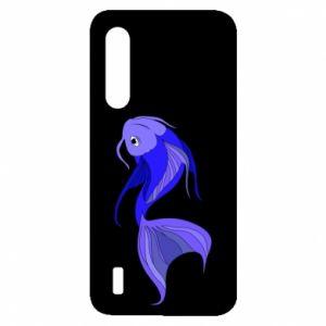 Etui na Xiaomi Mi9 Lite Lilac fish