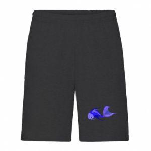 Szorty męskie Lilac fish