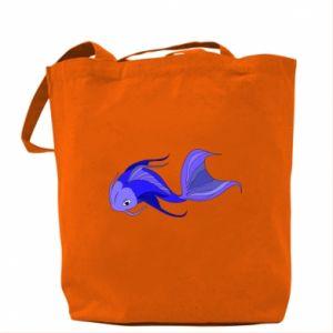 Bag Lilac fish
