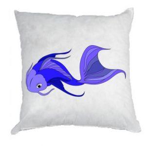 Poduszka Lilac fish