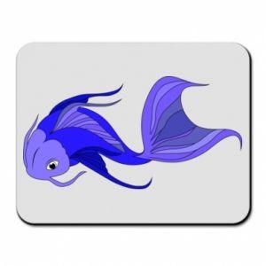 Podkładka pod mysz Lilac fish
