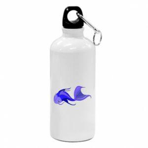 Bidon turystyczny Lilac fish