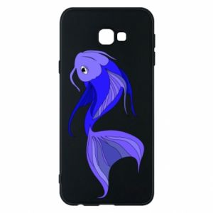 Etui na Samsung J4 Plus 2018 Lilac fish