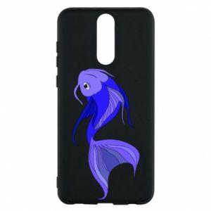 Etui na Huawei Mate 10 Lite Lilac fish