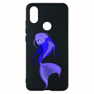 Etui na Xiaomi Mi A2 Lilac fish
