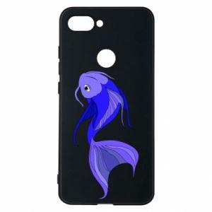Etui na Xiaomi Mi8 Lite Lilac fish