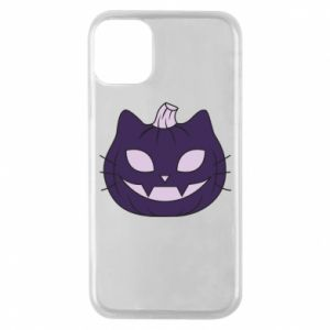 Phone case for iPhone 11 Pro Lilac pumpkin