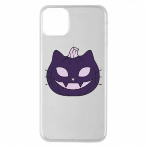 Phone case for iPhone 11 Pro Max Lilac pumpkin