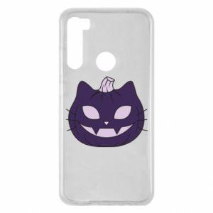 Etui na Xiaomi Redmi Note 8 Lilac pumpkin