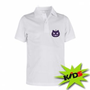Dziecięca koszulka polo Lilac pumpkin