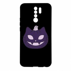 Etui na Xiaomi Redmi 9 Lilac pumpkin