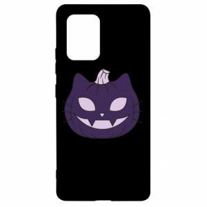Etui na Samsung S10 Lite Lilac pumpkin