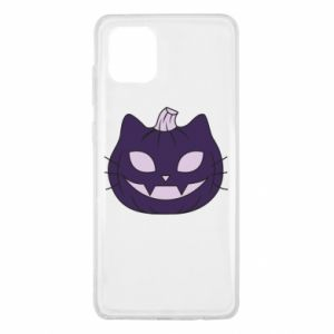 Etui na Samsung Note 10 Lite Lilac pumpkin