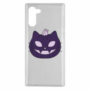 Etui na Samsung Note 10 Lilac pumpkin