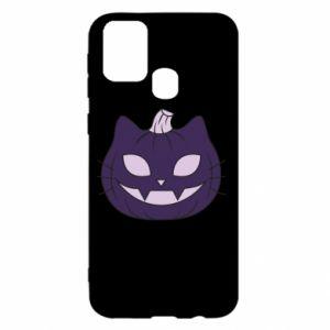 Etui na Samsung M31 Lilac pumpkin