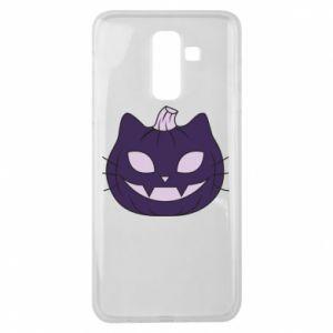 Etui na Samsung J8 2018 Lilac pumpkin