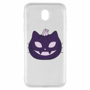 Etui na Samsung J7 2017 Lilac pumpkin