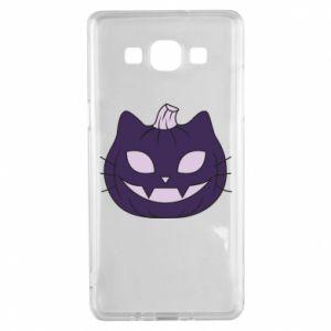 Etui na Samsung A5 2015 Lilac pumpkin