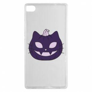 Etui na Huawei P8 Lilac pumpkin