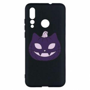 Etui na Huawei Nova 4 Lilac pumpkin
