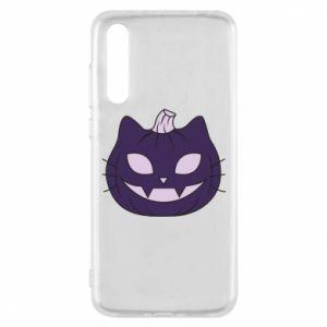 Etui na Huawei P20 Pro Lilac pumpkin