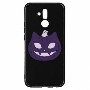 Etui na Huawei Mate 20 Lite Lilac pumpkin