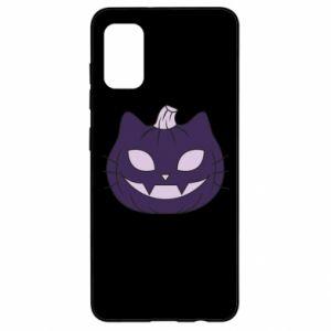 Etui na Samsung A41 Lilac pumpkin