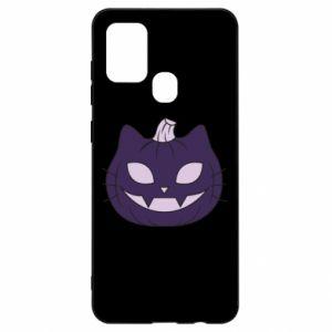 Etui na Samsung A21s Lilac pumpkin