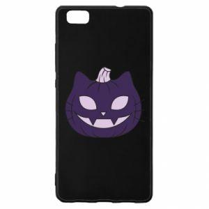 Etui na Huawei P 8 Lite Lilac pumpkin