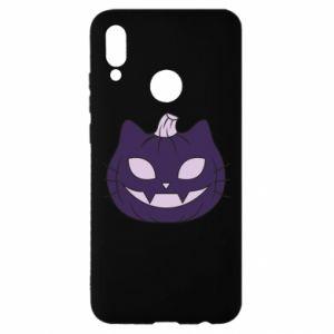 Etui na Huawei P Smart 2019 Lilac pumpkin