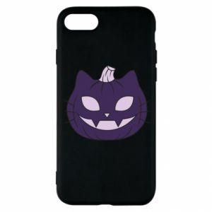 Etui na iPhone SE 2020 Lilac pumpkin
