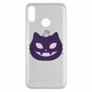 Etui na Huawei Y9 2019 Lilac pumpkin