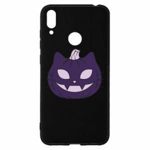 Etui na Huawei Y7 2019 Lilac pumpkin
